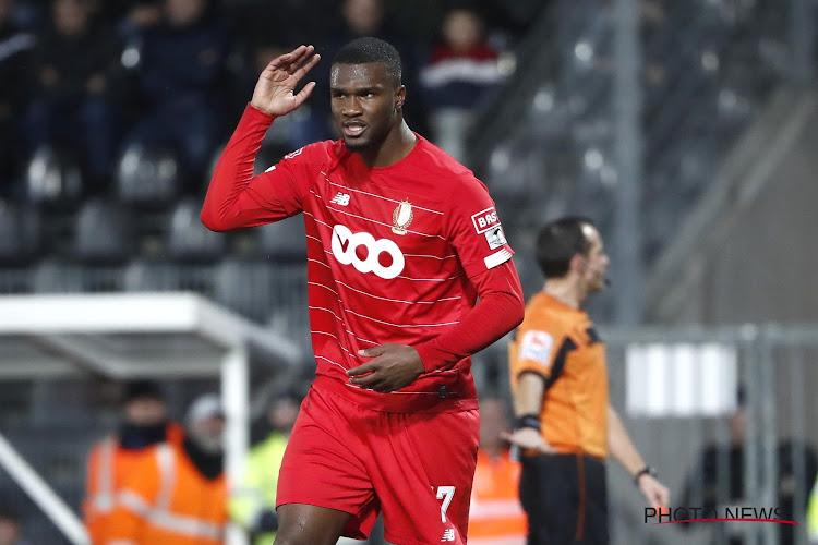 Officiel : Obbi Oulare quitte le Standard de Liège et file en Angleterre