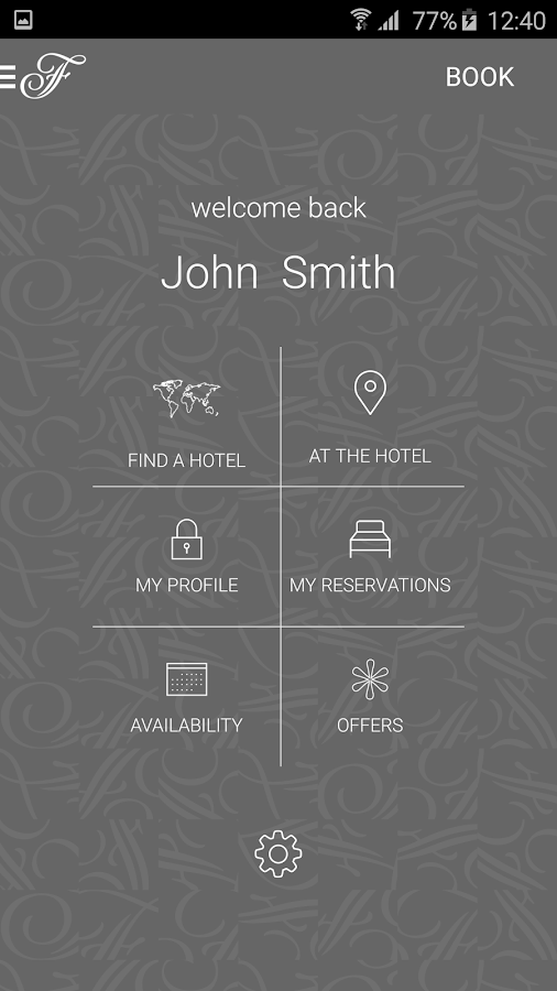 Fairmont Hotels & Resorts- screenshot
