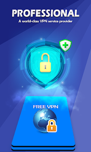 Free VPN Proxy: Secure Shield & Fast Hotspot  App Download For Android 3