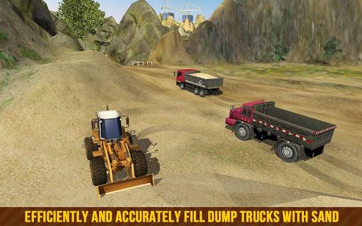Loader & Dump Truck Simulator Pro screenshots 2
