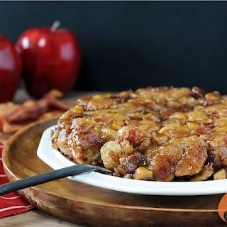 Bacon Apple Monkey Bread.