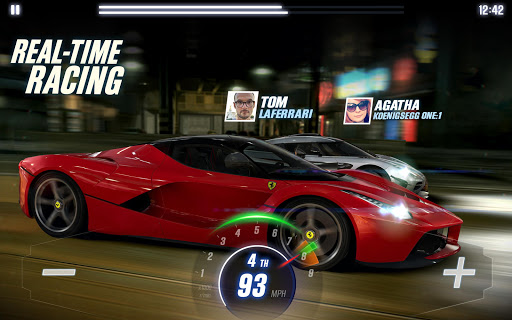 CSR Racing 2 - screenshot