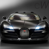 Car Wallpapers HD - Bugatti