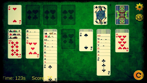 玩免費紙牌APP|下載메가 솔리테어 카드 게임 app不用錢|硬是要APP