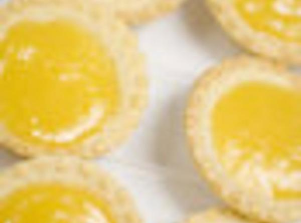 Lemon Tart Cookies Recipe