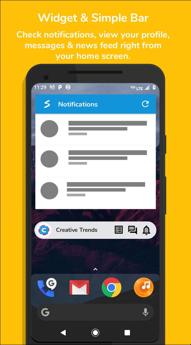 Simple Pro for Facebook & more Screenshot 6