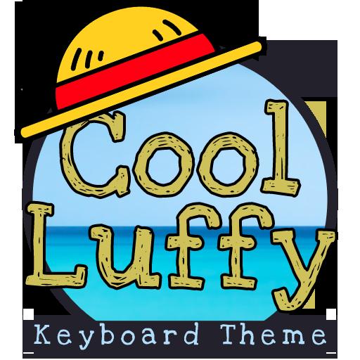 Cool Luffy Theme&Emoji Keyboard