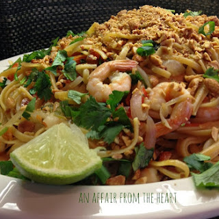 Shrimp Pad Thai Wonder Pot