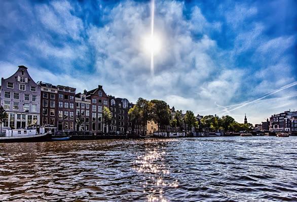 il cielo sopra Amsterdam di SilvanaStraus
