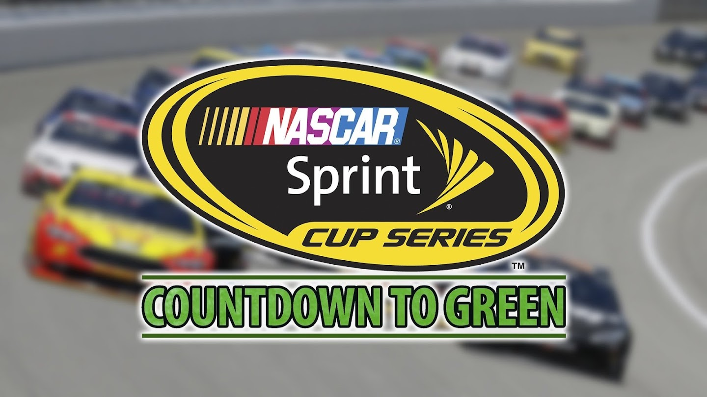 NASCAR Sprint Cup Series Countdown To Green