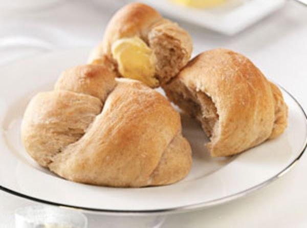 Wheat-honey Rolls (overnight) Recipe