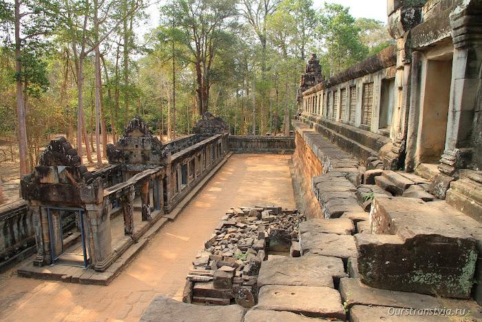 Та Кео - храм малого круга Ангкора