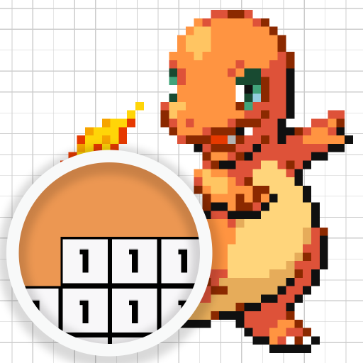 App Insights: Color by Number - Pokemon Pixel Art Free