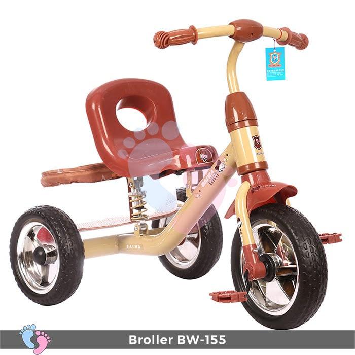 Xe đạp 3 bánh cho bé Broller XD3-155 7