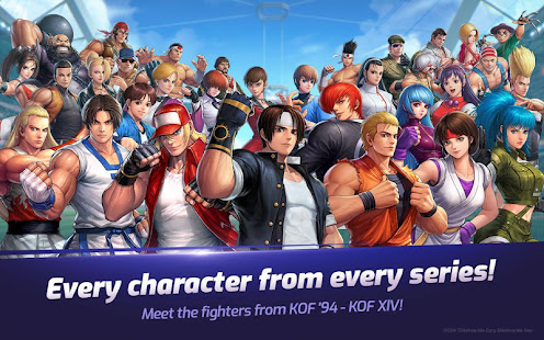 Game The King of Fighters ALLSTAR APK for Windows Phone