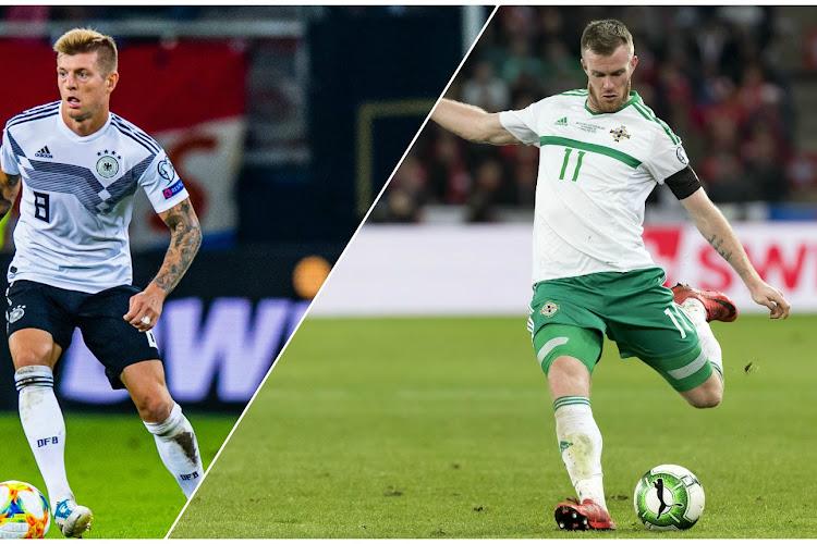 Irlande du Nord - Allemagne : un match quitte ou double