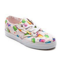 Vans Ice Lolly Atwood Trainer LACE UP
