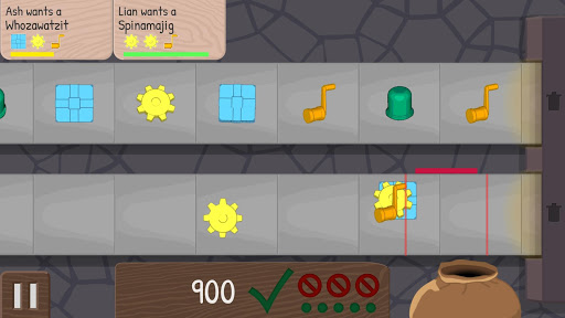 Screenshot for Workshop Scramble in United States Play Store