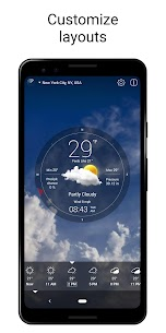 Weather Live Mod Apk (Premium Subscription Unlocked) 1