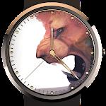 Lion Watch Face