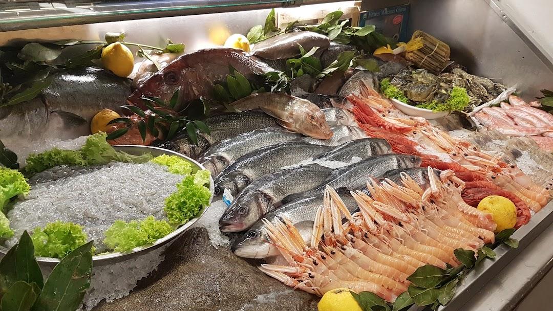 Al Grissino Ristorante Di Pesce A Milano