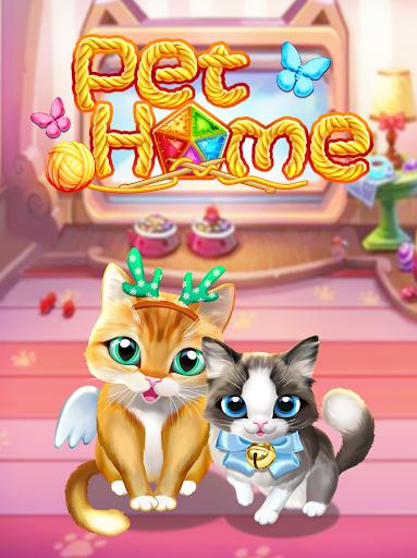 Puzzle Cats - Big Adventure screenshot 1