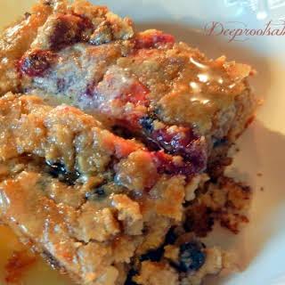 Rebecca's Berry Oat Breakfast Bread – Soaked/GF.