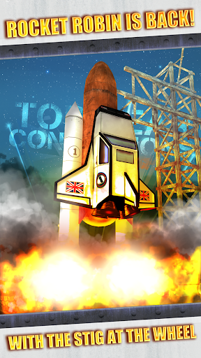 Top Gear Rocket Robin
