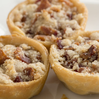 Mini Apple Pies with Bacon Recipe