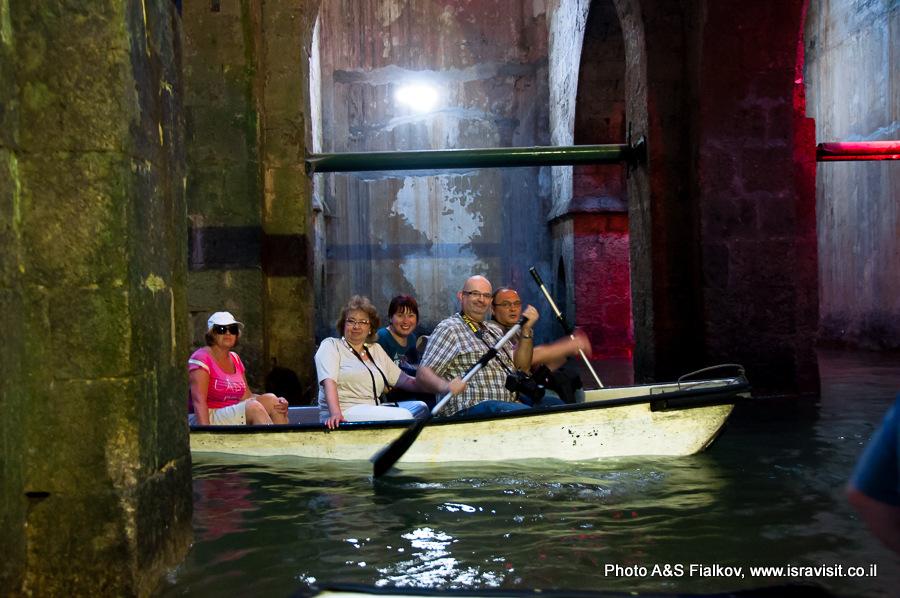 Экскурсия в Рамле, Лод, Лахиш и Вейт Шемеш
