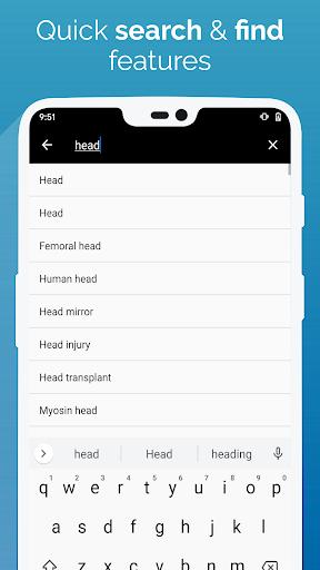 WikiMed - Offline Medical Encyclopedia 2020-03 screenshots 4