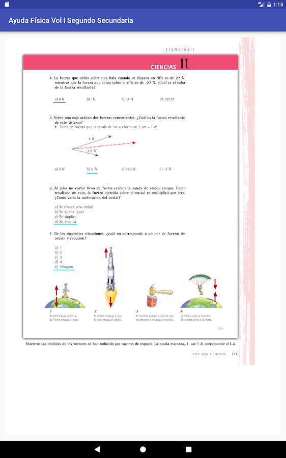 Fisica Vol II Segundo Sec.- screenshot