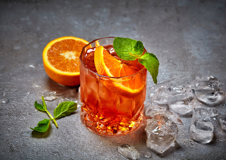 Aperol is a delicious addition to any cocktail!