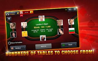 Screenshot of Poker Texas Holdem