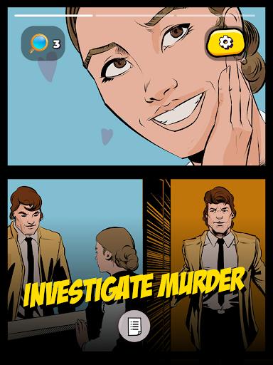 Uncrime: Crime investigation & Detective gameud83dudd0eud83dudd26 1.7.0 screenshots 8