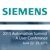 Siemens 2015 Automation Summit