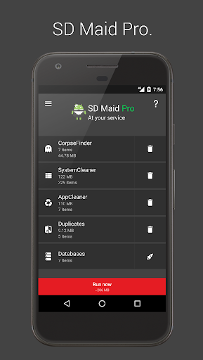 Screenshot for SD Maid Pro - Unlocker in Hong Kong Play Store