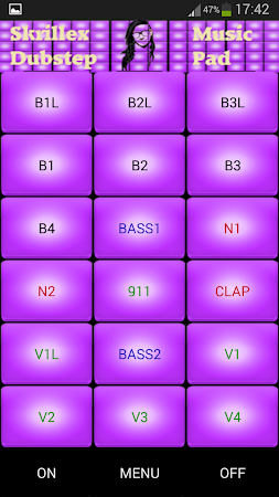 Skrillex Dubstep Music Pad 2.8 screenshot 636189