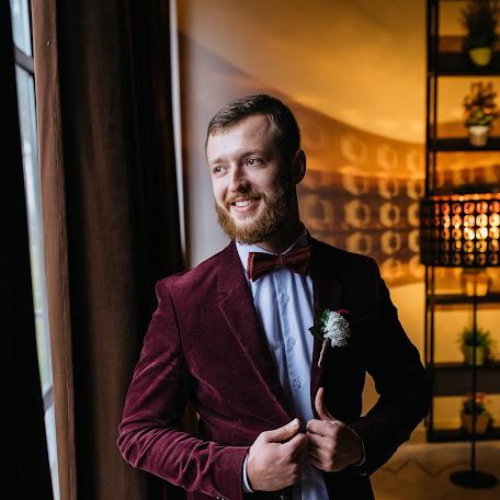 Wedding photographer Roman Lomovskoy (lomont). Photo of 29.10.2017