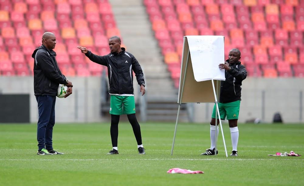 Bafana Bafana vs Sao Tome match will not be broadcast live on SABC