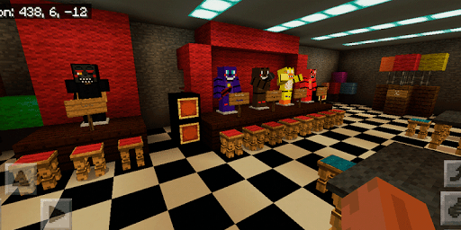 Download FNAF Horror Pizzeria Simulator  Map for MCPE on PC