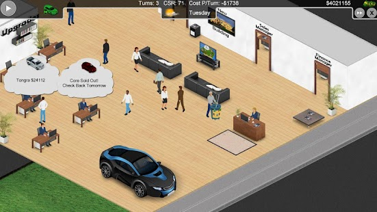 Auto Dealership Tycoon- screenshot thumbnail
