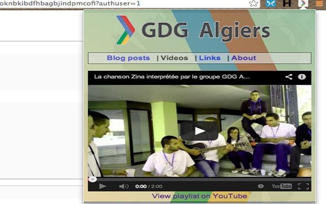 GDG Algiers