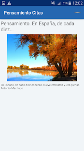 Download Pensamiento Citas y frases famosas For PC Windows and Mac apk screenshot 18