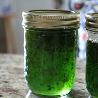 Green Pepper Jelly.