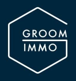 Logo de GROOM IMMO