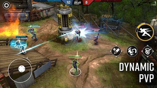 Edge of Combat 0.3.1 screenshots 1