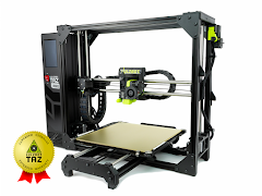 LulzBot TAZ Pro S 3D Printer with 1 Year Extended Warranty