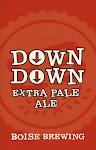 Boise Down Down Extra Pale Ale