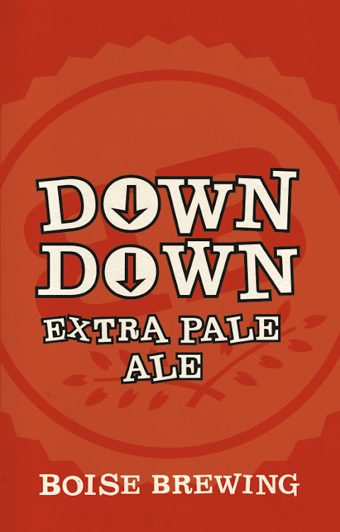 Logo of Boise Down Down Extra Pale Ale